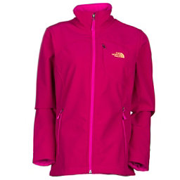 The North Face Apex Bionic Womens Soft Shell Jacket, Dramatic Plum, 256