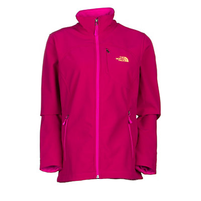 The North Face Apex Bionic Womens Soft Shell Jacket, TNF Black, viewer