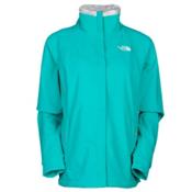 The North Face Ruby Raschel Womens Soft Shell Jacket, Kokomo Green-Kokomo Green, medium