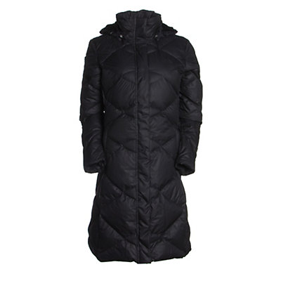 The North Face Miss Metro Parka Womens Jacket, TNF Black-TNF Black, viewer