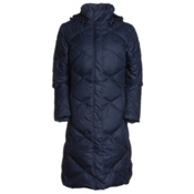 The North Face Miss Metro Parka Womens Jacket, Urban Navy-Urban Navy, medium