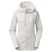 The North Face Shelly Womens Hoodie, Heather Grey, medium