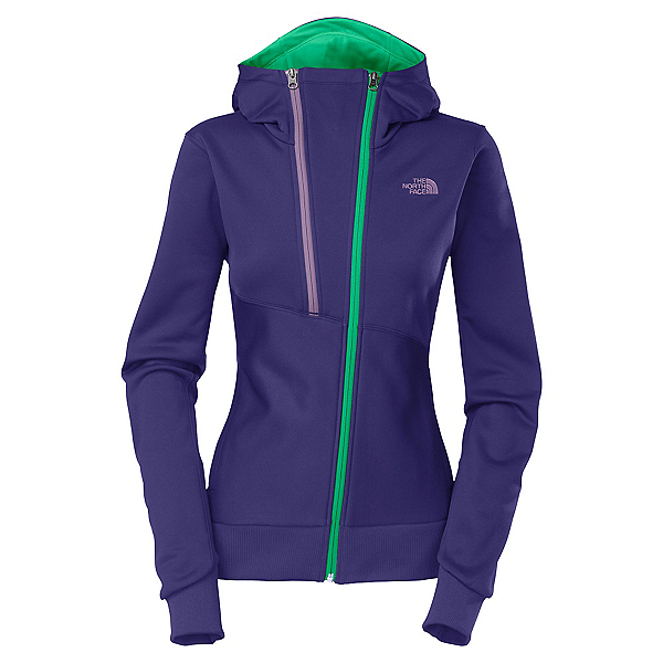 The North Face Thatch Womens Hoodie, Garnet Purple, 600