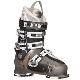 Atomic Waymaker 70 W Womens Ski Boots, Smoke-Black, 256