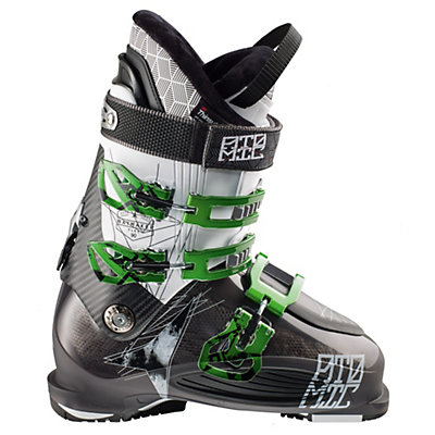 Atomic Waymaker 90 Ski Boots, Black Translucent-White, viewer