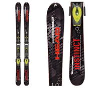 Head Power Instinct Ti Pro Skis with Tyrolia PRX 12 Bindings 2016, , medium