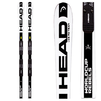 Head World Cup i.GS RD Team Junior Race Skis, , viewer