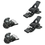 Tyrolia Attack 13 Ski Bindings, Solid Black, medium