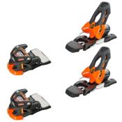 Tyrolia Attack 11 Ski Bindings 2016, Solid Black-Flash Orange, medium
