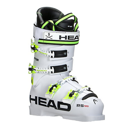 Head Raptor 120 RS Race Ski Boots 2017, White, viewer