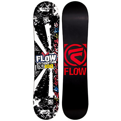 Flow Rhythm Youth Rental Snowboard, , viewer