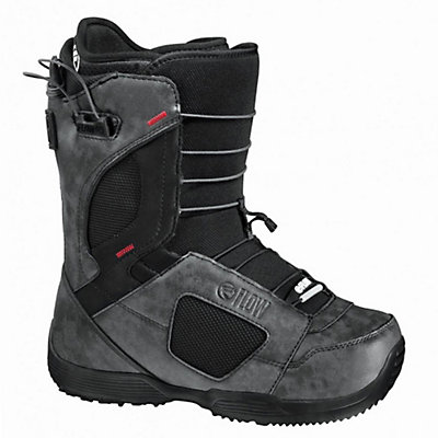 Flow Ansr QuickFit Rental Snowboard Boots, Black, viewer