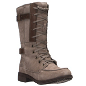 The North Face Bridgeton Lace Womens Boots, Brindle Brown-Plaza Taupe, medium