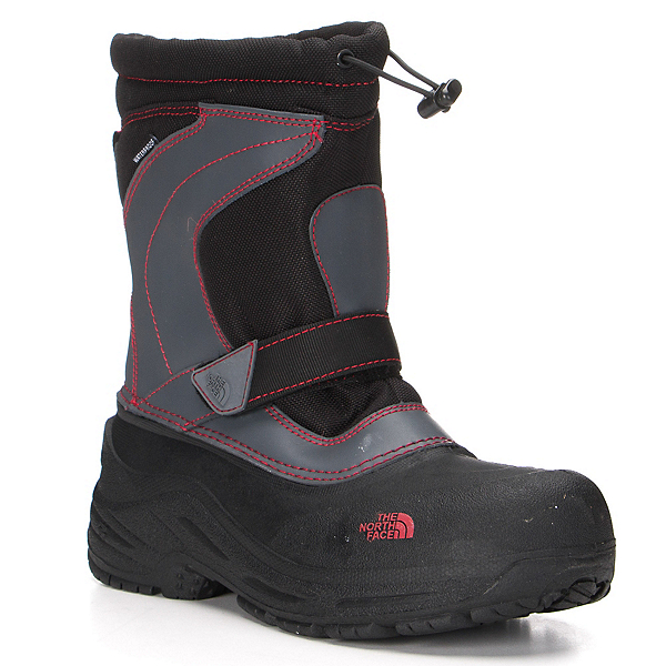 The North Face Alpenglow Pull-On Kids Boots (Previous Season), , 600