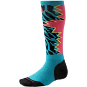 SmartWool PhD Slopestyle Medium Switch Ski Socks, Capri, medium