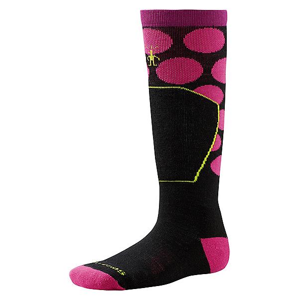SmartWool Ski Racer Girls Ski Socks, , 600
