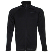 Patagonia R1 Full Zip Mens Jacket, Black, medium
