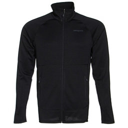 Patagonia R1 Full Zip Mens Jacket, Black, 256