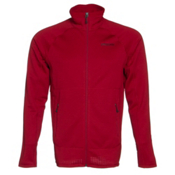 Patagonia R1 Full Zip Mens Jacket, Classic Red, medium