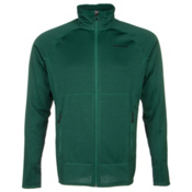 Patagonia R1 Full Zip Mens Jacket, Hunter Green, medium