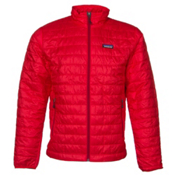 Patagonia Nano Puff Jacket Jacket, French Red, medium