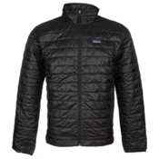 Patagonia Nano Puff Jacket Jacket, Black, medium
