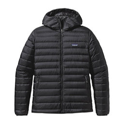 Patagonia Down Sweater Hoody Mens Jacket, Black, 256