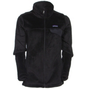 Patagonia Full Zip Re-Tool Womens Jacket, Black, medium