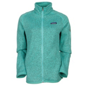 Patagonia Better Sweater Womens Jacket, Beryl Green, medium