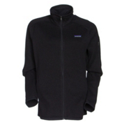 Patagonia Better Sweater Womens Jacket, Black, medium