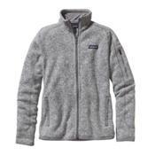 Patagonia Better Sweater Womens Jacket, Birch White, medium