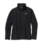 Patagonia Better Sweater Womens Jacket, Black, medium