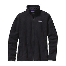 Patagonia Better Sweater Womens Jacket, Black, 256