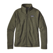 Patagonia Better Sweater Womens Jacket, Industrial Green, medium