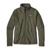 Patagonia Better Sweater Womens Jacket, Industrial Green, medium