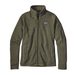 Patagonia Better Sweater Womens Jacket, Industrial Green, 256