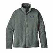 Patagonia Better Sweater Womens Jacket, Hemlock Green, medium