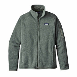Patagonia Better Sweater Womens Jacket, Hemlock Green, 256