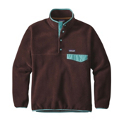 Patagonia Synchilla Snap-T Fleece Pullover, Wander Brown, medium