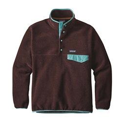 Patagonia Synchilla Snap-T Mens Mid Layer, Wander Brown, 256