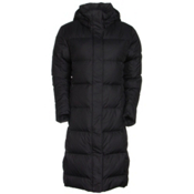 Patagonia Women's Down With It Parka, Black, medium