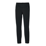 Patagonia Capilene Midweight Womens Long Underwear Pants, Black, medium
