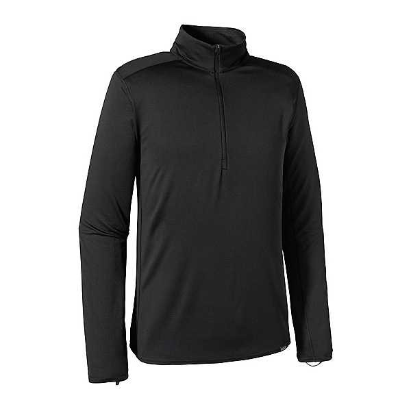 Patagonia Capilene Thermal Zip Neck Mens Long Underwear Top, , 600