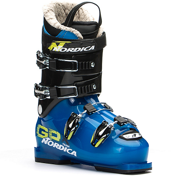 Nordica GPX Team Kids Ski Boots, , 600