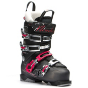 Nordica Belle 85 W Womens Ski Boots, Black-Black, medium
