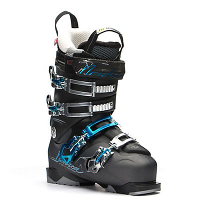 Nordica Belle 75 W Womens Ski Boots, Anthracite-Black, viewer
