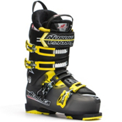 Nordica NXT N1 Ski Boots, Black-Yellow, medium