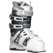 Nordica NXT N6 W Womens Ski Boots, White, medium