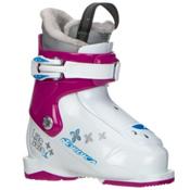 Nordica Little Belle 1 Girls Ski Boots 2017, White-Purple, medium