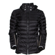 Bogner Kelly D Womens Insulated Ski Jacket, Black, medium